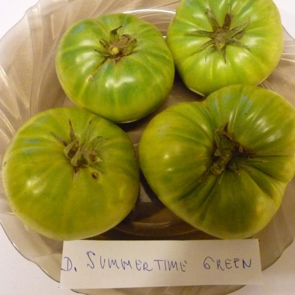 Dwarf Summertime Green